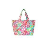 Beach Tote Bag - Little Tiger - Lilly Pulitzer
