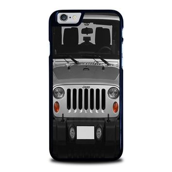 jeep iphone 6 6s case cover  number 1