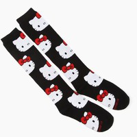 Hello Kitty Socks: Faces