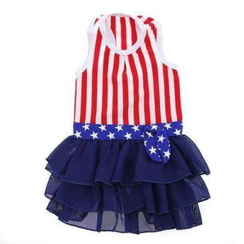 American Girl Dog Dress by Dogo
