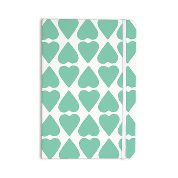 """Project M """"Mint Diamond Hearts"""" Everything Notebook"""