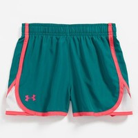 Under Armour 'Escape' Shorts (Little Girls) | Nordstrom