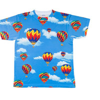 OF HOT AIR BALLOON TEE BLUE – Odd Future