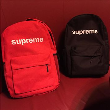 Supreme College Hot Deal Stylish Casual Comfort Back To School Bags Backpack