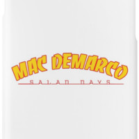 'Mac DeMarco Thrasher' iPhone Case/Skin by somebodyelse