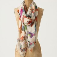 Blurred Chevron Scarf - Anthropologie.com