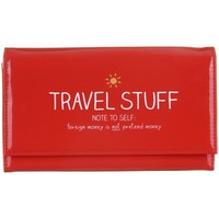 Happy Jackson Travel Stuff Document Holder