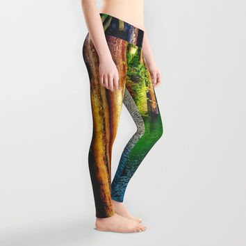 River Front Leggings by DuckyB (Brandi)