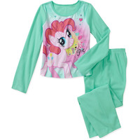 Walmart: My Little Pony Girls' 2 Piece Micro Jersey Pajama Set