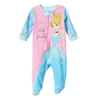 Disney's Cinderella ''Little Princess'' Sleep & Play - Baby Girl, Size: