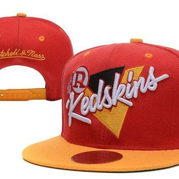DCCKBE6 Washington Redskins Snapback NFL Football Hat M&N