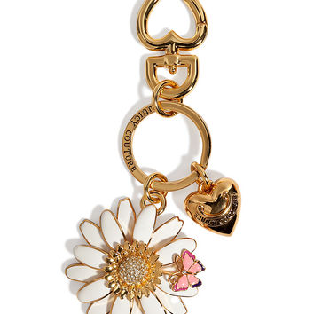 Juicy Couture - Daisy Keychain