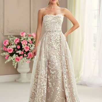 Enchanting by Mon Cheri 217125 Wedding Dress