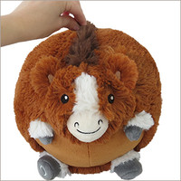 Mini Squishable Clydesdale