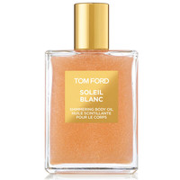TOM FORD Soleil Blanc Rose Gold Shimmering Body Oil, 3.4 oz./ 100 mL