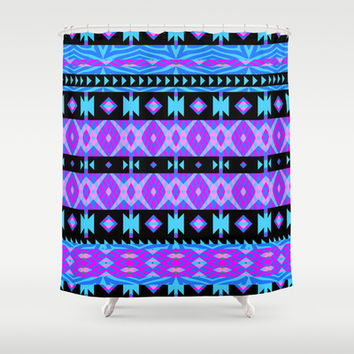 Princess #5 Shower Curtain by Ornaart