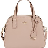 kate spade new york cameron street - little babe leather satchel | Nordstrom