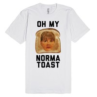 Oh My Norma Toast
