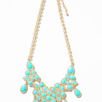 BeJewel Statement Necklace