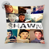 Shawn Mendes Magcon boys pillow case, cover ( 1 or 2 Side Print With Size 16, 18, 20, 26, 30, 36 inch )