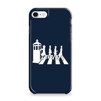 Dr Who (beatles tardis) iPhone 7 | iPhone 7 Plus Case