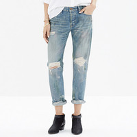 NSF® BECK DESTRUCTED JEANS