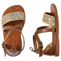 OshKosh Sparkle Sandals