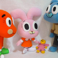 Anais plush toy Amazing World of Gumball