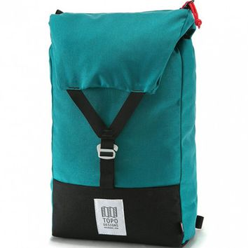 TOPO Y-PACK TURQUOISE