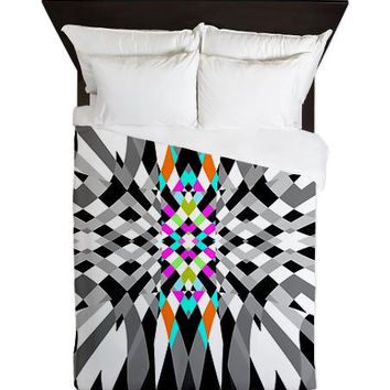 Queen Duvet Cover - Chic - Ornaart Design