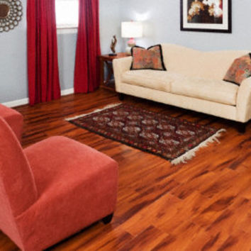 Dream Home - St. James - 12mm+pad Brazilian Koa Laminate