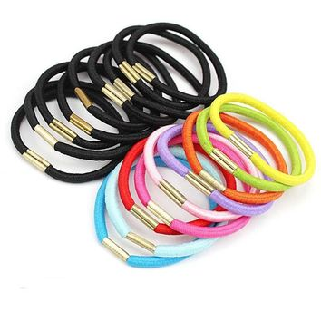 4mm Colorful Hair Accessories For Women Headband Elastic Bands For Hair For Girls Hair Band Hair Ornaments For Kids