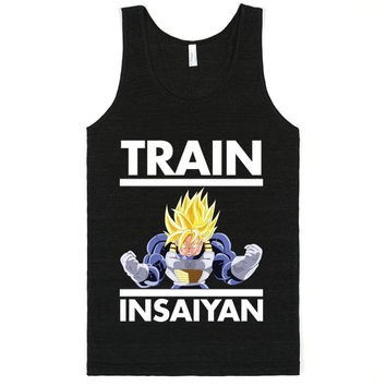 Dragon Ball Z: Train Insaiyan