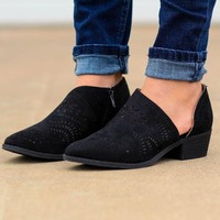 Anouk Boot In Black By Not Rated