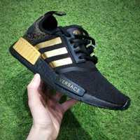 Men Adidas NMD x Versace Sneakers Sport Shoes