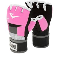 Everlast Women's Pink Gel Wrap Gloves