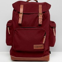 Eastpak Mc Kale Tribe Merlot Backpack at asos.com