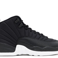 "air jordan 12 retro bg (gs) ""nylon"""