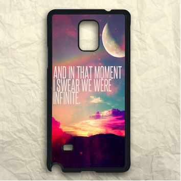 Mountain Infinite Samsung Galaxy Note 3 Case