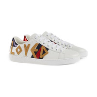 Gucci Ace Embroidered Sneakers - Farfetch