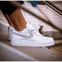 "Nike Air Force 1 ""Just Do It""Air force classic low shoe"