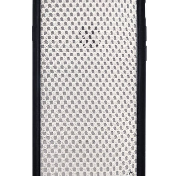 White Mesh iPhone 6/6s Case