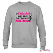 If Volleyball was easy, they'd call it football Crewneck sweatshirtt
