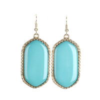 "Lorraine ""Royal"" Statement Drop Earrings"