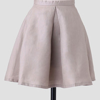 Brixton Station Pleated Skirt