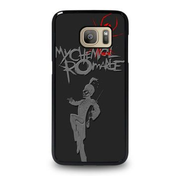 MY CHEMICAL ROMANCE BLACK PARADE 2 Samsung Galaxy S7 Case Cover