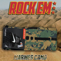 Marines Digital Camo Elite Socks | Rock 'Em Apparel