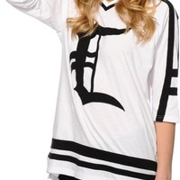 Crooks and Castles Crookstitch Hockey Jersey