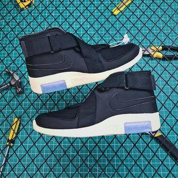 Nike Air Fear Of God Raid Black Fog | At8087 002 - Best Online Sale