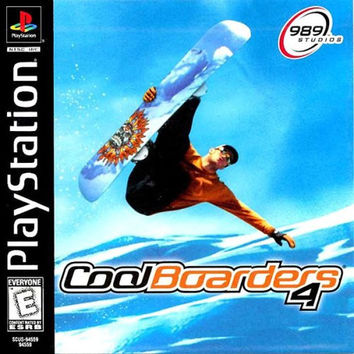 Cool Boarders 4 (Sony PlayStation, 1999)